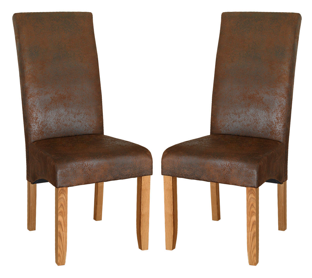 Kmh 2er set esszimmerstuhl polsterstuhl stuhl sessel for Stuhle set esszimmer